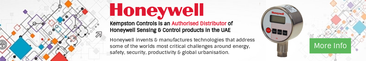 Kempston Controls is an authorised distributor of Honeywell Sensing and Control products in the UAE
