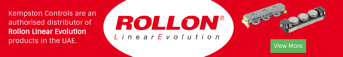 Authorised distributor of Rollon