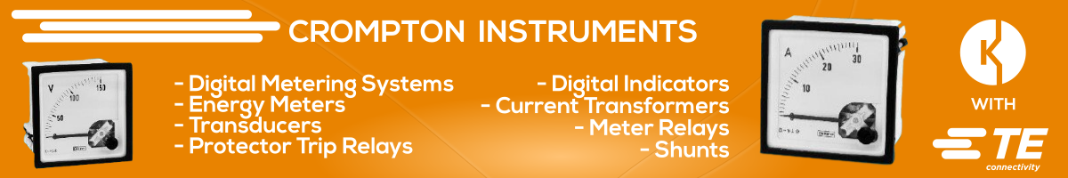 Crompton Instruments digital metering systems