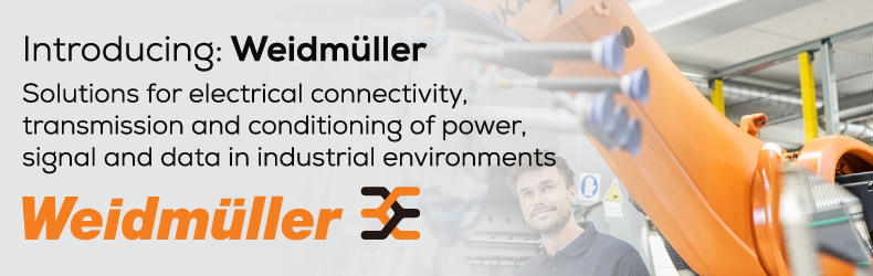Kempston Controls is an authorised distributor for Weldmuller products in the UAE