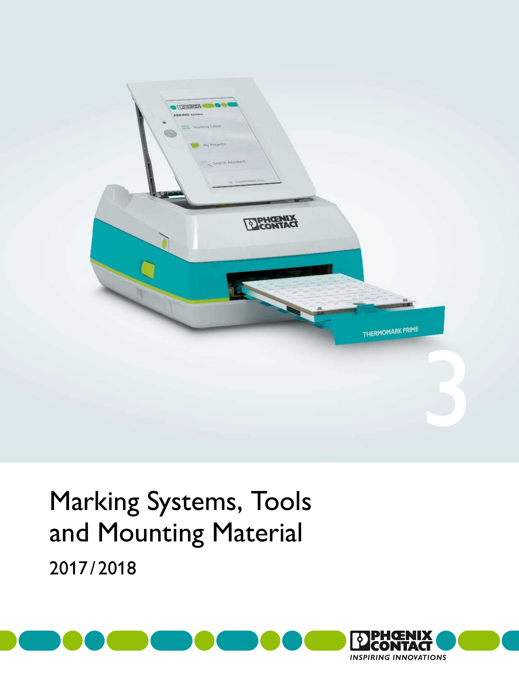 Marking Systems, Tools and Mounting Material